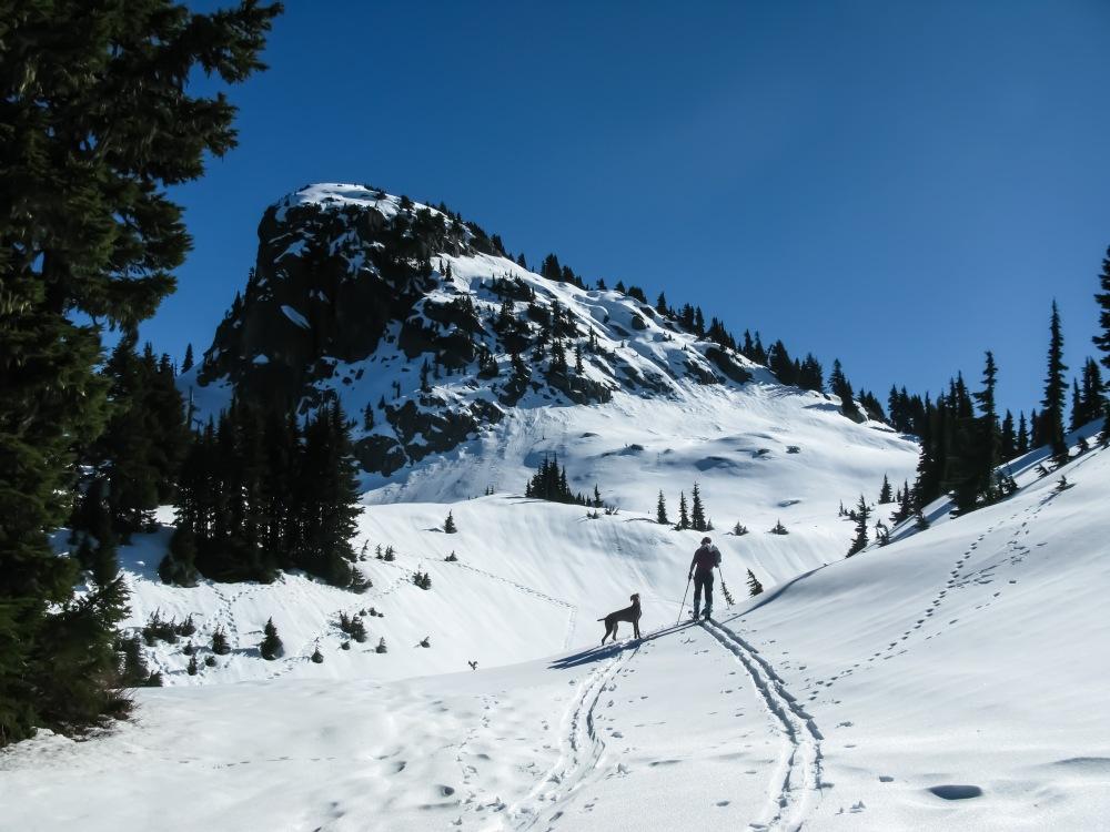 Alpen Mt. Approach - Squamish, B.C.